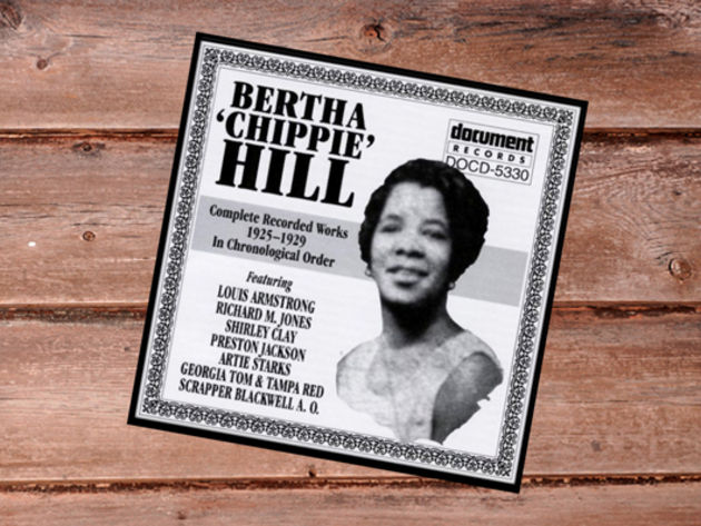 Bertha 'Chippie' Hill