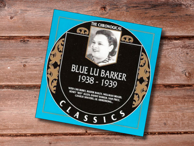 Blue Lu Barker