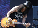 Slash back with Velvet Revolver, singer search continues
