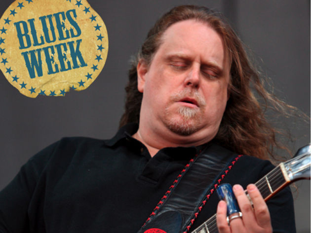 Warren Haynes' 10 greatest blues albums of all time
