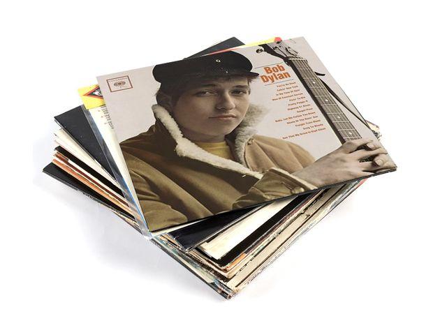 Bob Dylan (1962, Columbia 8579)
