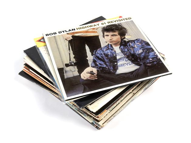 Highway 61 Revisited (1965, Columbia 9189)