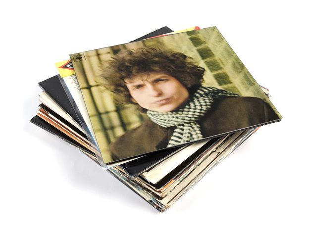Blonde On Blonde (1966, Columbia 841)