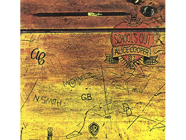 Alice Cooper – School's Out (1972)