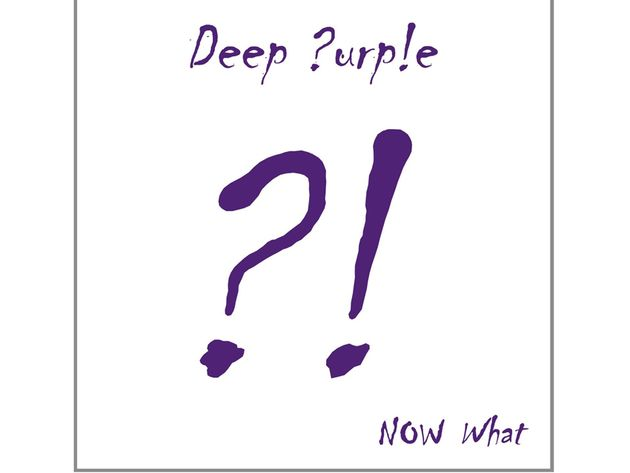 Deep Purple – Now What?! (2013)