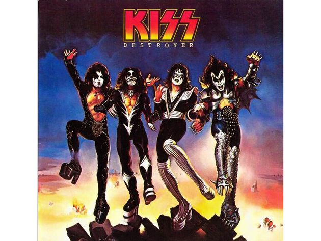 KISS – Destroyer (1976)