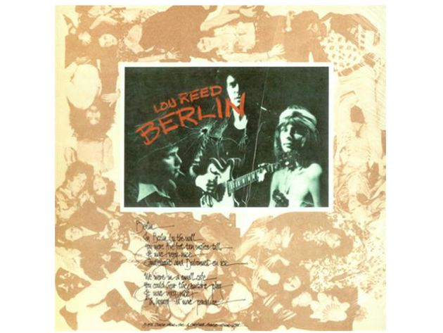 Lou Reed – Berlin (1973)