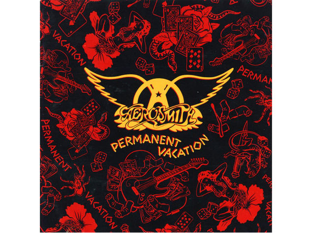 Aerosmith – Permanent Vacation (1987)