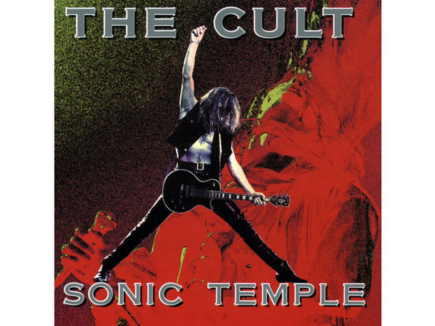 The Cult – Sonic Temple (1989)