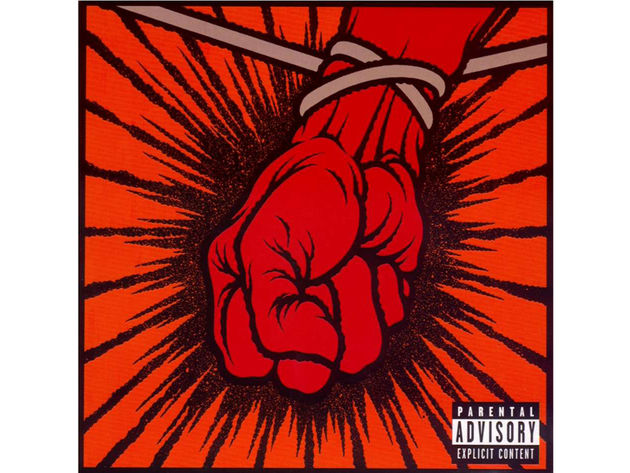 Metallica – St. Anger (2003)