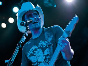 Interview: Brad Paisley on Fenders, floods and his career so far