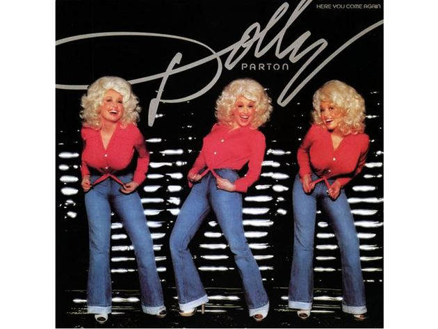 Dolly Parton – Here You Come Again (1977)