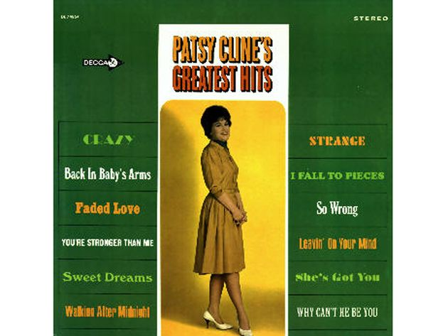 Patsy Cline – 12 Greatest Hits (1967)