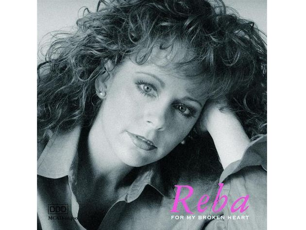 Reba McEntire – For My Broken Heart (1991)