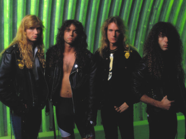 Megadeth – Holy Wars… The Punishment Due (1990)