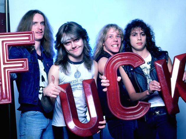 Metallica - Battery (1986)
