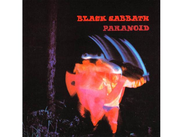 Black Sabbath – Paranoid (1970)