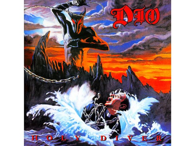 Dio – Holy Diver (1983)