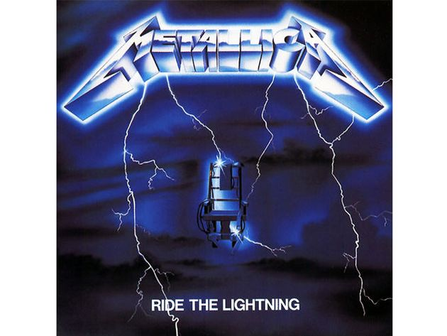Metallica – Ride The Lightning (1984)
