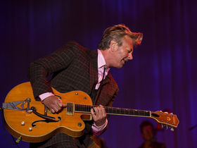 Brian Setzer talks Setzer Goes Instru-Mental! track-by-track