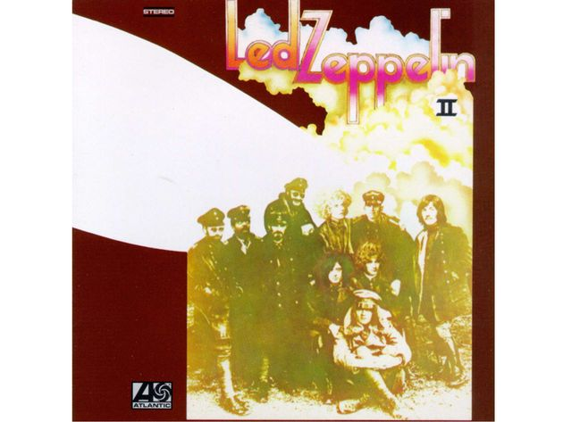 Led Zeppelin – Led Zeppelin II (1970)