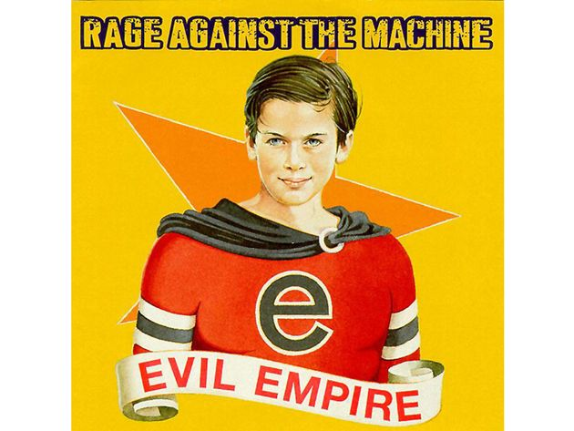 Rage Against The Machine – Evil Empire (1996)