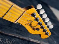 Fender cabronita headstock