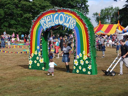 Kid Friendly Festivals