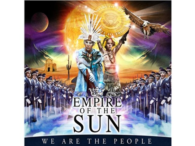 Empire Of The Sun – We Are The People (2008)