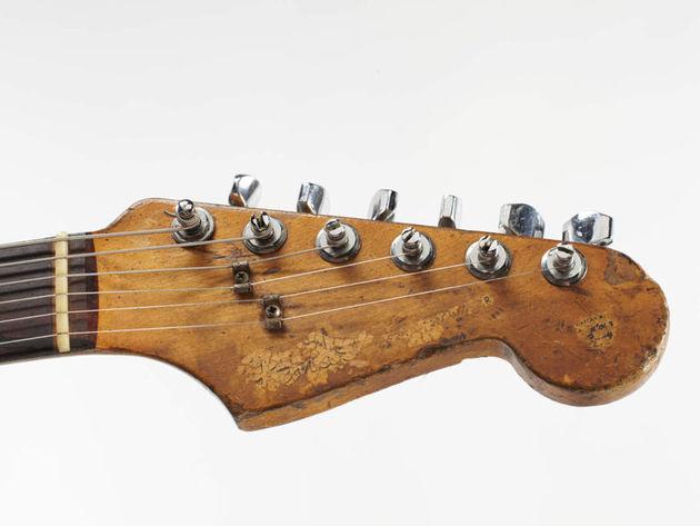 1961 Fender Stratocaster head