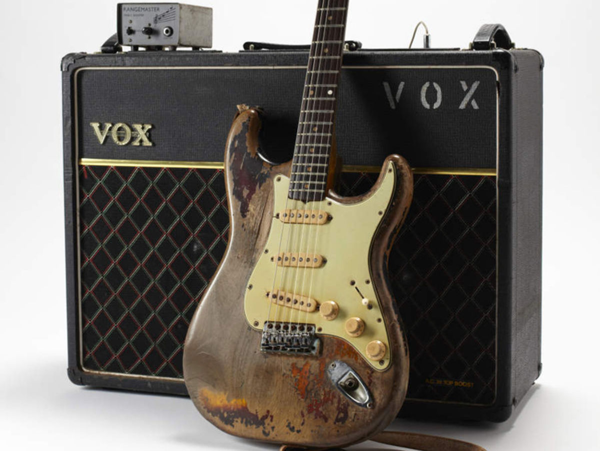 rory gallagher 39 s gear the key guitars amps and effects musicradar. Black Bedroom Furniture Sets. Home Design Ideas