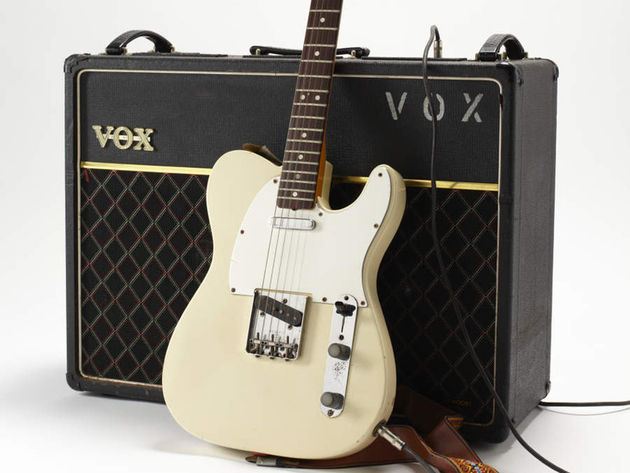 1966 Fender Telecaster guitar
