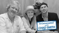 In conversation: Chad Smith with Chris Frantz and Tina Weymouth