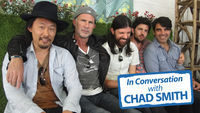 In conversation: Chad Smith with The Avett Brothers