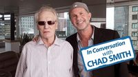 In conversation: Chad Smith with Ginger Baker - video edition