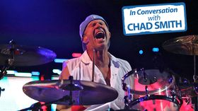 In conversation with Chad Smith