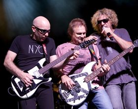 Joe Satriani on Chickenfoot III: new album preview