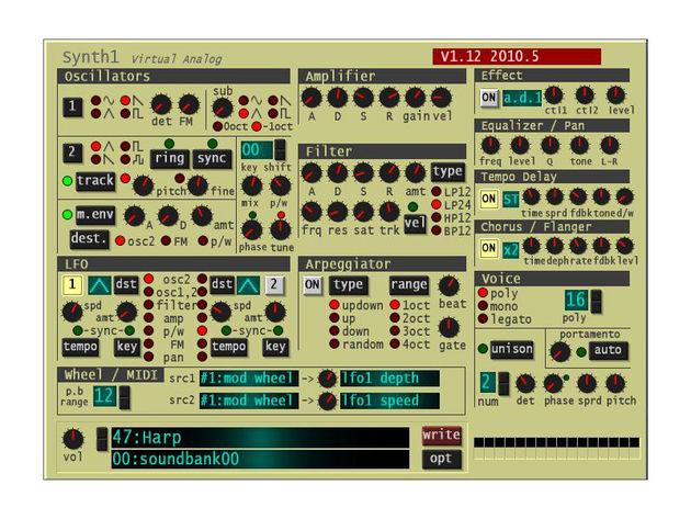 Ichiro Toda Synth1