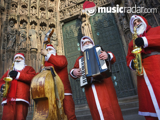 Christmas on musicradar