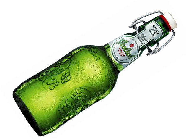 Grolsch Premium Lager, 450ml swingtop bottle (£1.76 each)