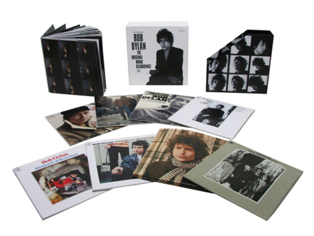 Bob Dylan - The Original Mono Recordings