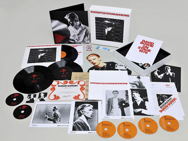 David Bowie - Station To Station: The Ultimate Fan Experience Deluxe Edition