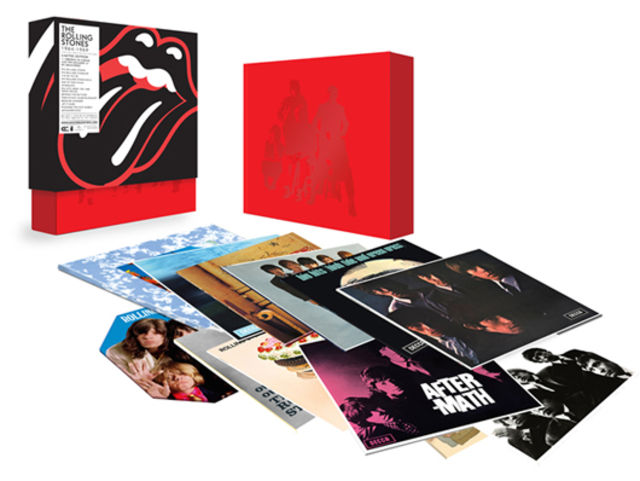 The Rolling Stones - 1964-1969 Vinyl Box Set