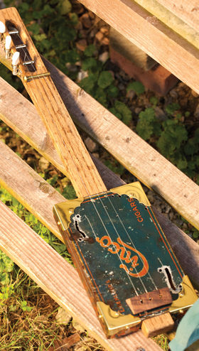 Cigar box guitars: a photo gallery of homemade greatness