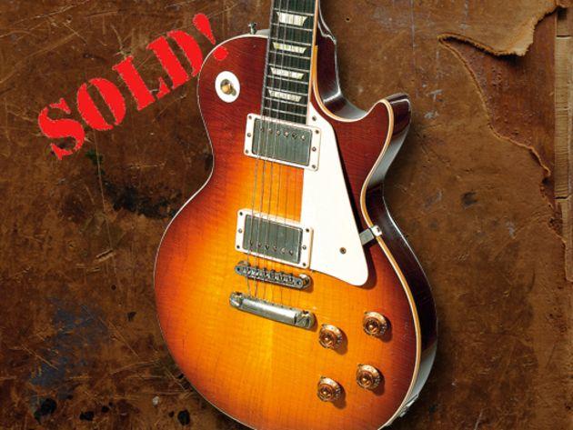 2010 Gibson Eric Clapton 'Beano' Les Paul