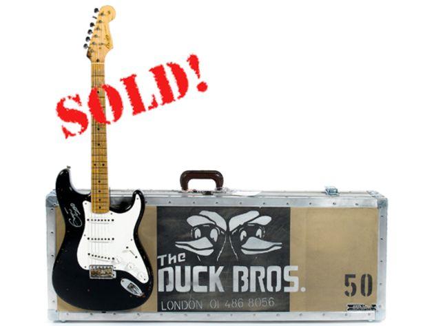 2006 Fender Eric Clapton 'Blackie' Stratocaster