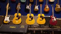 Les Guitares Crossroads d'Eric Clapton, en images