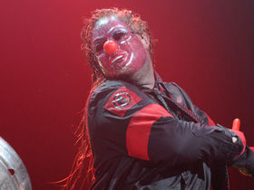 Slipknot's M. Shawn Clown Crahan on Jim Root, Antennas To Hell, new art book