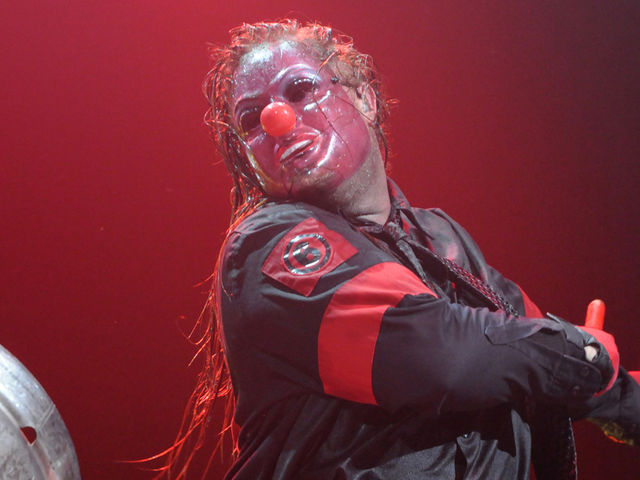 M. Shawn Crahan (aka Clown) has just released his art book, The Apocalyptic Nightmare Journey