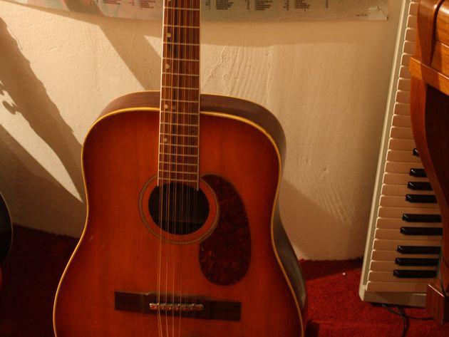 Bjärton 12-string guitar